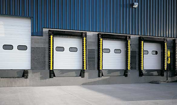 Dayton Door Sales Inc Commercial Dock Equipment