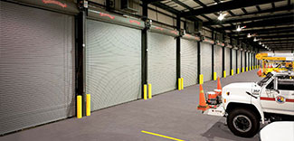 Dayton Door Sales Inc Commercial Garage Doors Dayton Oh