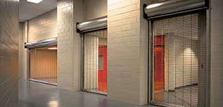 Dayton Door Sales Inc Security Grilles Dayton Oh